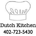 What's For Lunch at Dutch Kitchen (August 29 - September 2)
