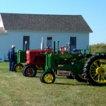 Wanted: Antique Tractors & Cars for Heritage Day
