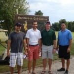 Golf Tournament Raises Money for Henderson Health Care Services