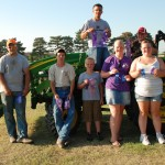 FFA / 4H Tractor Driving Contest [RESULTS]