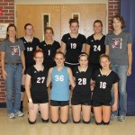 Volleyball: C Team Finishes Season [PHOTO]