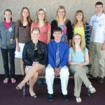 Heartland FBLA Members Attend Fall Leadership Conference