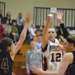 Girls Basketball: Huskies Win in Thriller [STATS] [PHOTOS]
