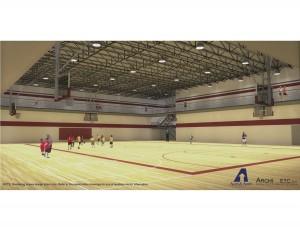 Henderson Community Center Gym