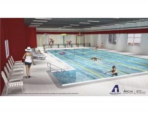Henderson Community Center Pool