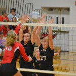 Huskie Volleyball Falls to Fillies with a Fight Last Thursday [STATS] [PHOTOS]