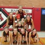 Jr. High Volleyball Wins Harvard Tournament [PHOTO]