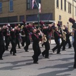 Heartland Band Marching at Harvest of Harmony Tomorrow