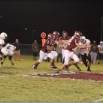 Huskie Football Records Win Over McCool at Homecoming [STATS] [PHOTOS]