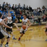 Basketball: Huskies Victorious Against Thayer Central [PHOTOS] [STATS]