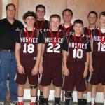 Jr. High Club Basketball Wins Tournament [PHOTO]