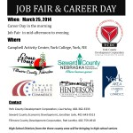 Save the Date for Job Fair and Career Day in York
