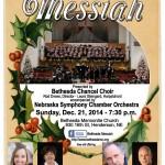 "Bethesda Mennonite Church to Present Handel's ""Messiah"""