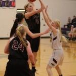 Basketball: Heartland Girls Finish Season in Subdistricts [PHOTOS] [STATS]