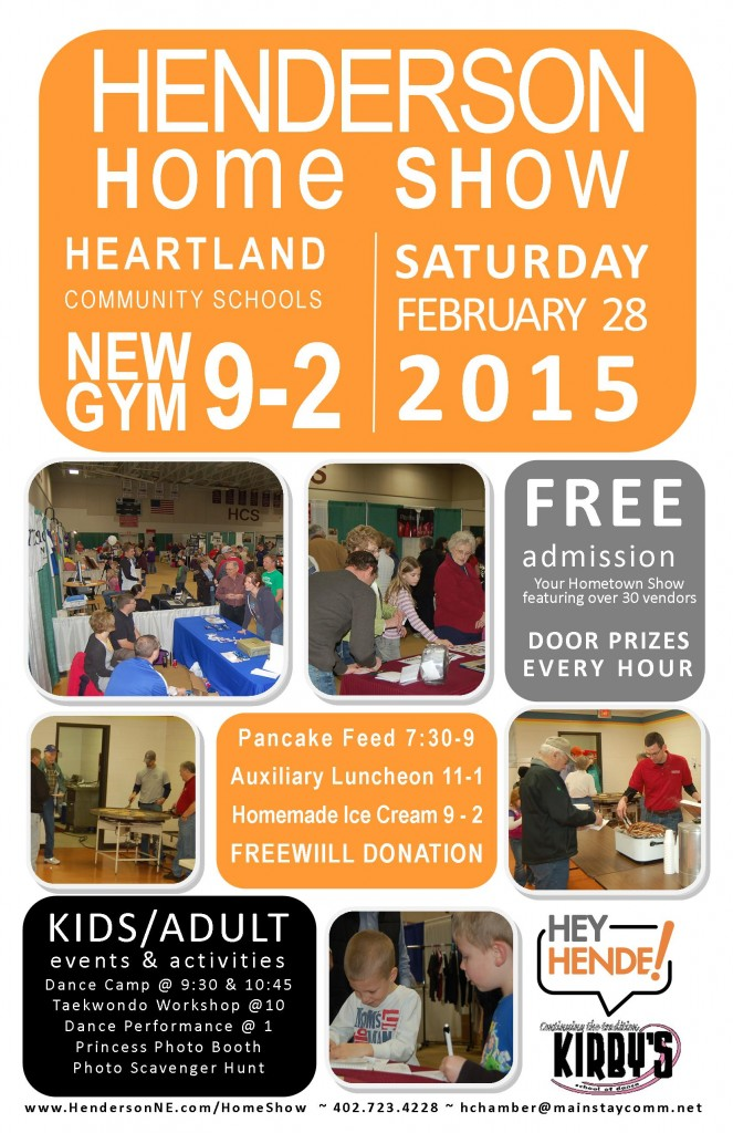 2015 Home Show Poster
