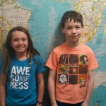 Elementary Students of the Month - January 2015