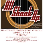 "Heartland Community Schools to Present ""All Shook Up"" this Weekend [POSTER]"